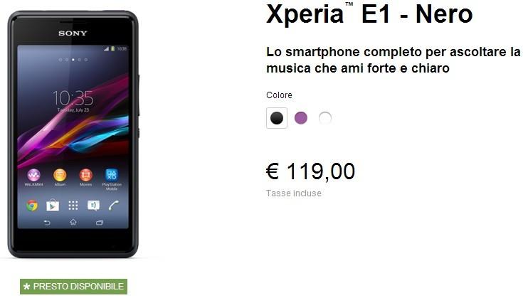 Sony-Xperia-E1-Sony-Store