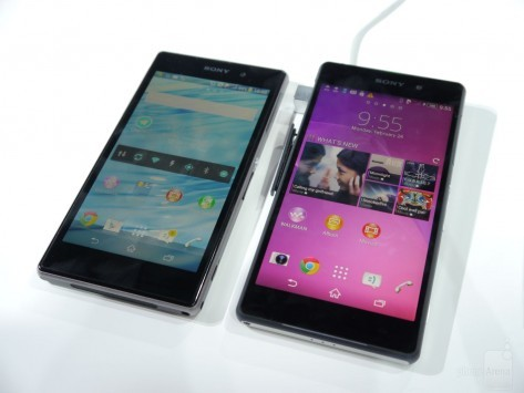 Sony Xperia Z2 vs Xperia Z1: ecco un primo confronto audio