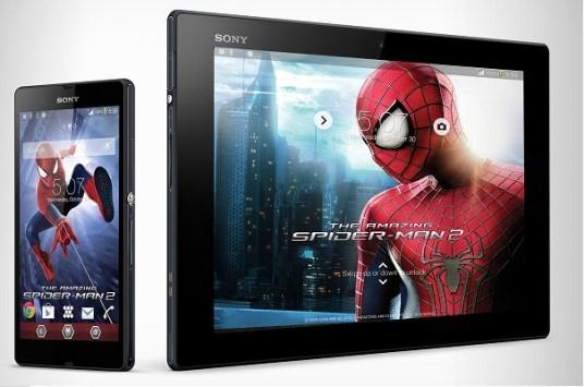 Sony regala il tema di The Amazing Spiderman 2 per device Xperia