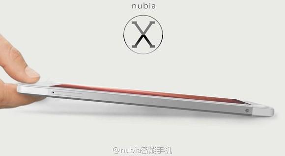 ZTE annuncia ufficialmente il nuovo Nubia X6