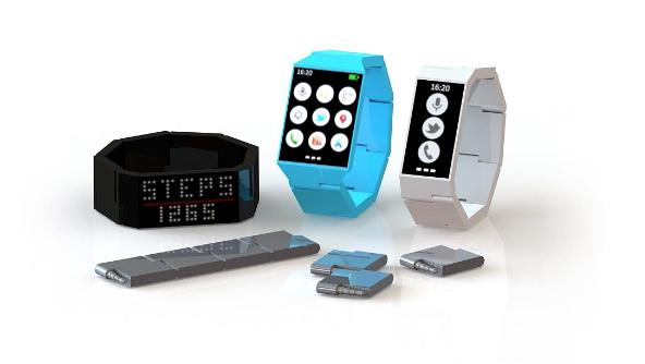 Blocks: ecco un primo smartwatch modulare dall'Inghilterra