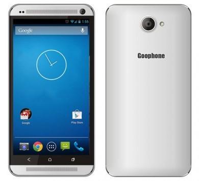 GooPhone M8: già pronto il clone dell'HTC M8