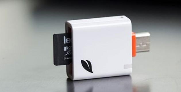 Leef presenta Access, lettore di microSD esterno dalle dimensioni ridotte