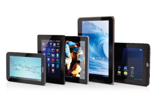 Tablet: Inizio del declino dopo il Boom?