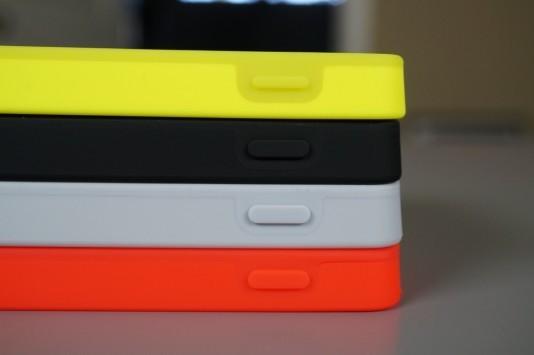 LG Nexus 5: Google migliora i Bumper Case