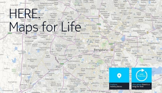 Nokia Here Maps disponibile al download per device Android [Download e Guida]