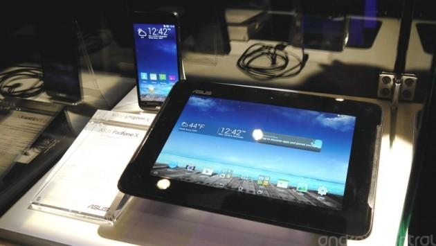 ASUS Padfone X: scheda tecnica completa rivelata da AT&T