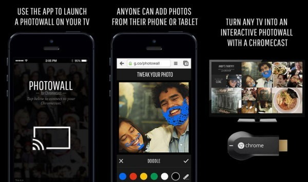 [UPDATE: in arrivo anche per Android] Google rilascia Photowall per iOS