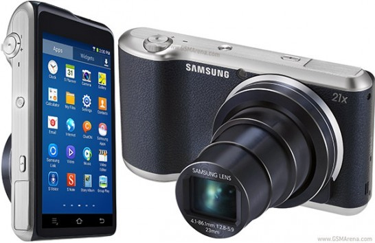 Samsung Galaxy Camera 2 da oggi disponibile in Italia a 389€