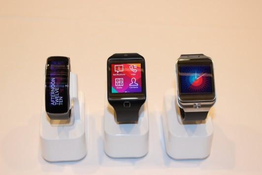Samsung svela i prezzi di Gear 2 e Gear Fit