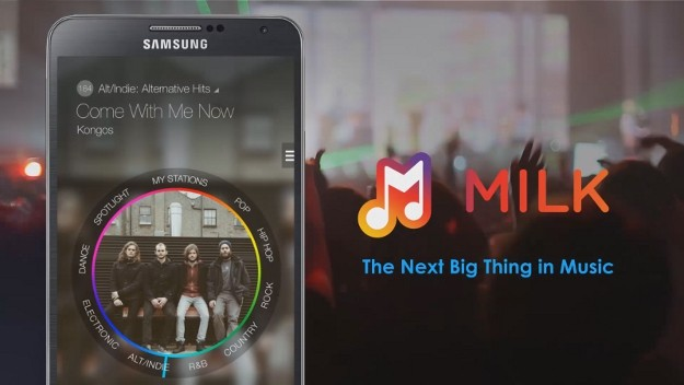 Samsung introduce Milk, un servizio di radio in streaming per i dispositivi Galaxy (solo in USA)