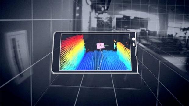 Google Project Tango: i primi smartphone faranno presto un giro nello spazio