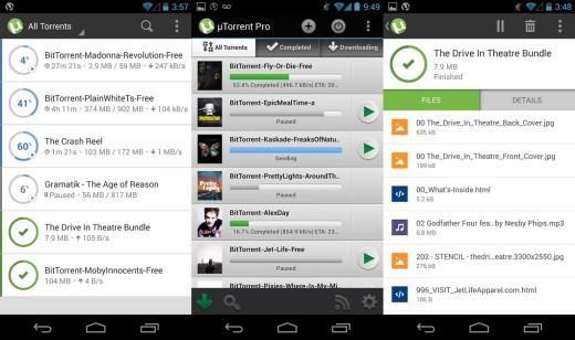 µTorrent si aggiorna con supporto all'italiano, nuova UI e molto altro