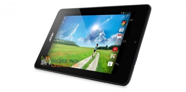 Acer Iconia B1-730 HD si mostra in alcune nuove immagini