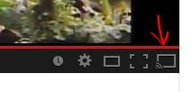 Chromecast live youtube