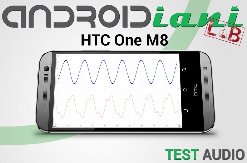 HEAD One M8 Audio