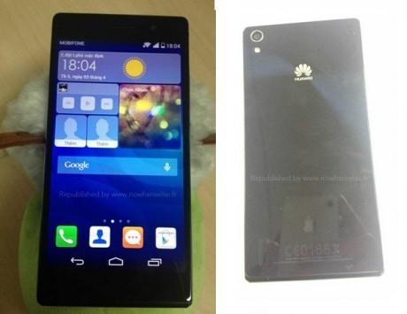 Huawei Ascend P7: ecco nuove immagini di un primo prototipo [UPDATE]