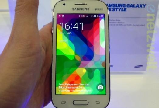 Samsung Galaxy Ace Style: ecco un nuovo smartphone di fascia bassa con Android 4.4