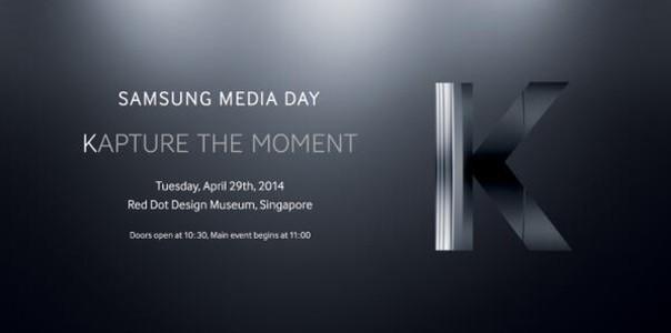 Samsung Galaxy S5 Zoom: si chiamerà Galaxy K e sarà presentato il 29 Aprile