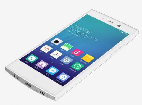 IUNI U2 : la tecnologia HTC si sposa col software Gionee