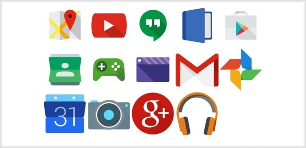 """Google """"Moonshine"""": ecco un pack per avere le nuove possibili icone di Android"""