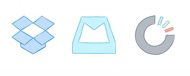 Dropbox annuncia Mailbox e Carousel per Android con l'obiettivo di diventare