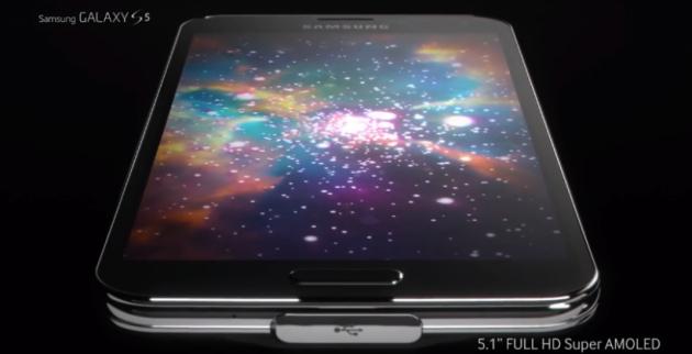 Samsung Galaxy S5, ecco lo spot TV