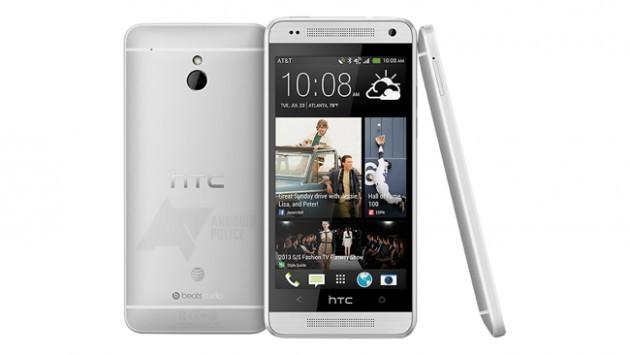 HTC: l'One (M8) Mini non disporrà della doppia fotocamera