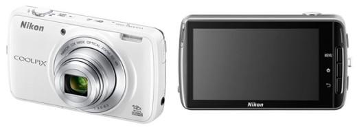 Nikon Coolpix S810c: ecco una nuova compatta con Android