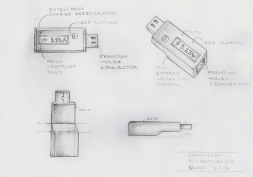 LegionMeter quick-charger: da Kickstarter un device per accelerare la ricarica dei nostri smartphone