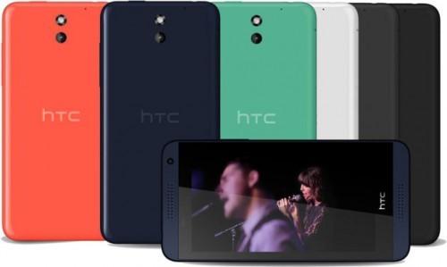 HTC Desire 816 riceve un nuovo aggiornamento software