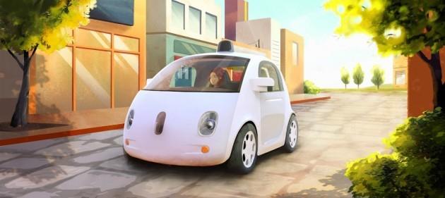 Google: l'auto che si guida da sola è pronta, ecco un primo prototipo [VIDEO]