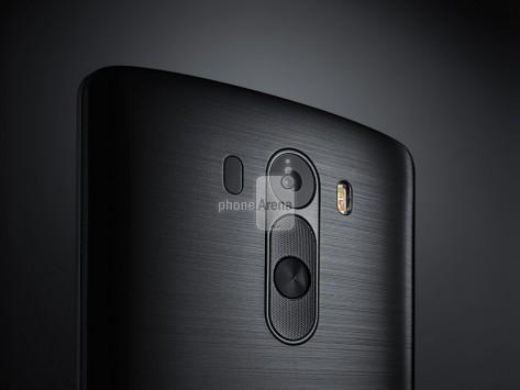 LG G3 si mostra in tutto il suo splendore in alcuni render per la stampa