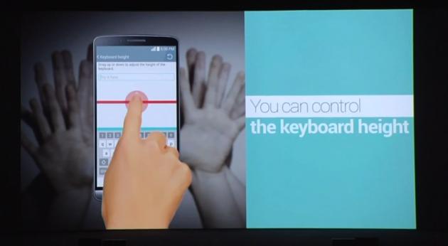 LG G3: disponibile la nuova tastiera installabile tramite Custom Recovery