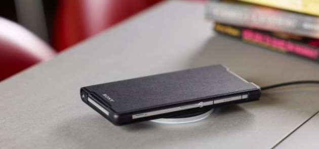 Sony, ecco il kit di ricarica wireless per Xperia Z2