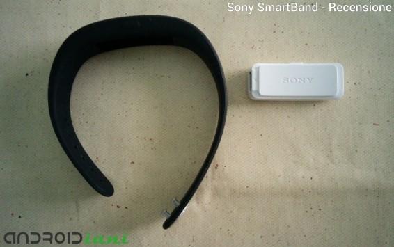 Sony SmartBand: la recensione di Androidiani.com