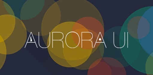 [App Spotlight] Aurora UI: ecco un icon pack italiano