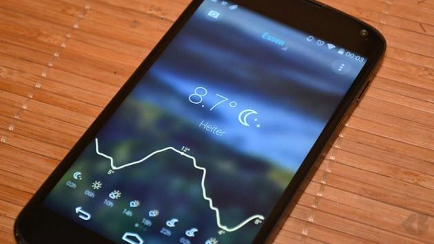 [App Spotlight] Bright Weather, la nuova applicazione dagli sviluppatori di Beautiful Widgets