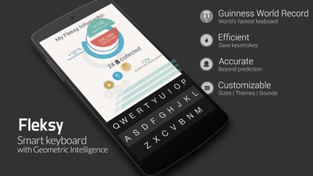 [App Spotlight] Fleksy festeggia l'entrata nel Guinness World Record scontando l'app del 50%