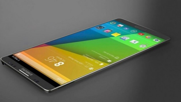 [Rumor] Galaxy Note 4, slide to start e aqua mode