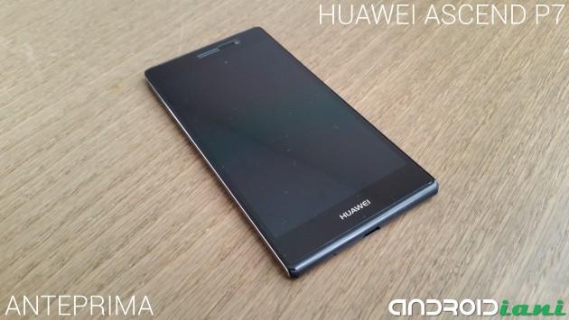 Huawei presenta Ascend P7: la nostra anteprima da Parigi