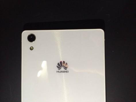 Huawei ascend P7: da @evleaks una nuova immagine che ne mostra alcuni dettagli