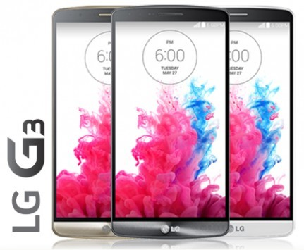 [HOT] LG G3 specifiche e foto a poche ore dalla presentazione