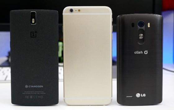 L'iPhone 6 da 5.5