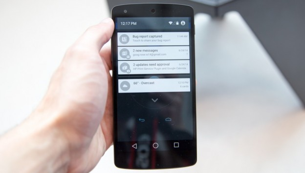 Android L: quick settings personalizzabili prendendo spunto da varie ROM