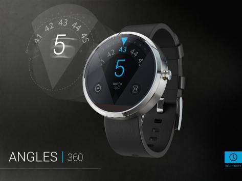 Motorola Moto 360: ecco le 10 possibili interfacce del quadrante dello smartwatch