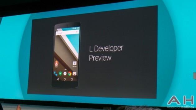 Google rilascia rilascia una parte del codice sorgente di Android L, tutti i Nexus sono supportati!