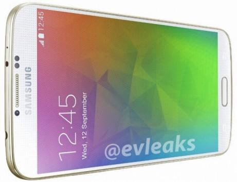 Samsung Galaxy F: ancora foto e informazioni sul top di gamma
