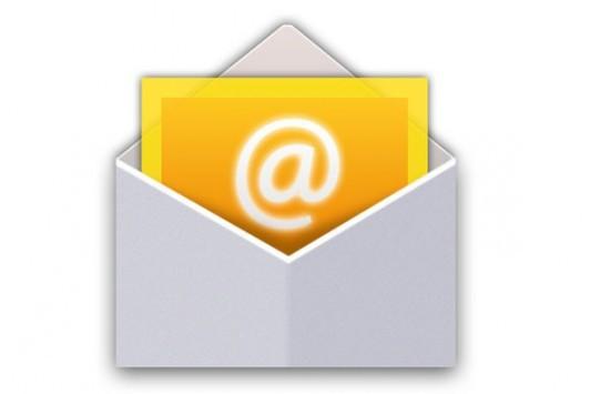 [App Spotlight] L'applicazione Email stock di Android arriva sul Google Play Store