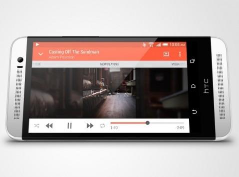 HTC annuncia il One E8, un One M8 ridisegnato in plastica